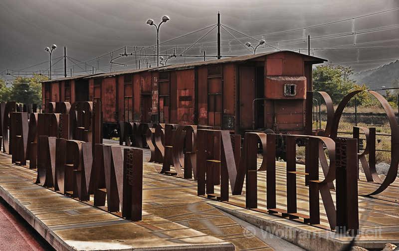 Memoriale della Deportazione - Borgo San Dalmazzo