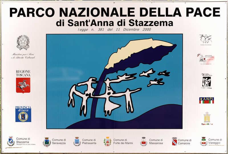 Sant Anna di Stazzema Parco Nazionale della Pace
