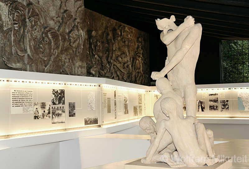 Museo Storico della Resistenza Toscana - Sant Anna di Stazzema - Foto: © Wolfram Mikuteit
