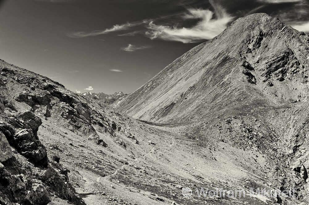 Passo dell'Orso - 2.490 m - Foto: © Wolfram Mikuteit