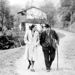 Ada Gobetti und Benedetto Croce - 1939. Mit freundlicher Genehmigung: © Centro Studi Piero Gobetti