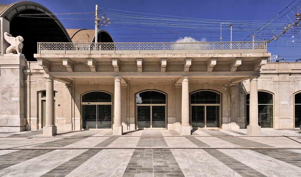Memoriale della Shoah Mailand - Foto: © Wolfram Mikuteit