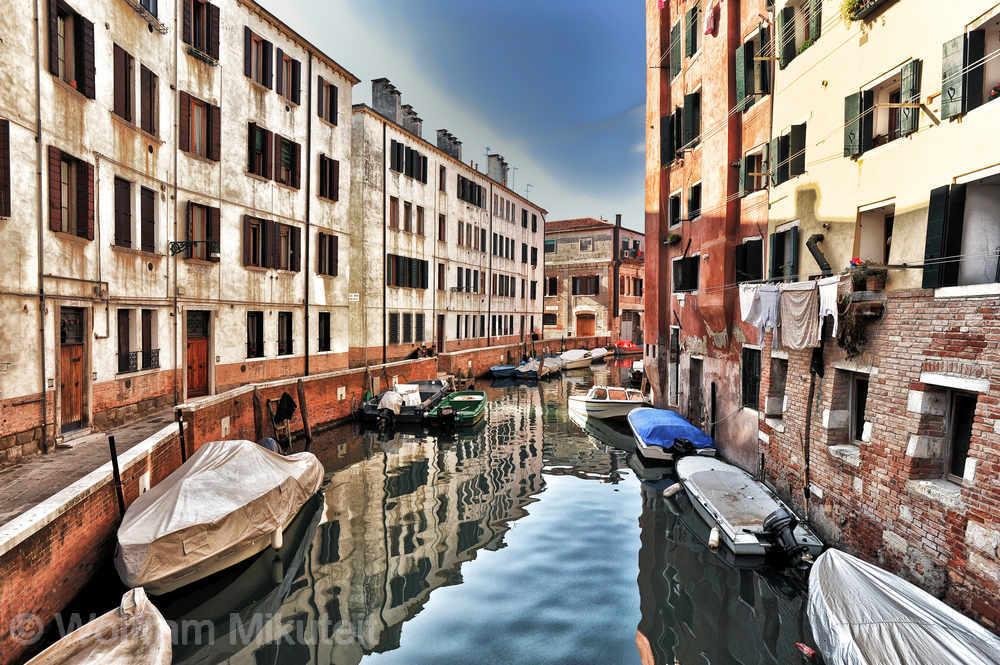 Venedig - jüdisches Ghetto - Foto: © Wolfram Mikuteit