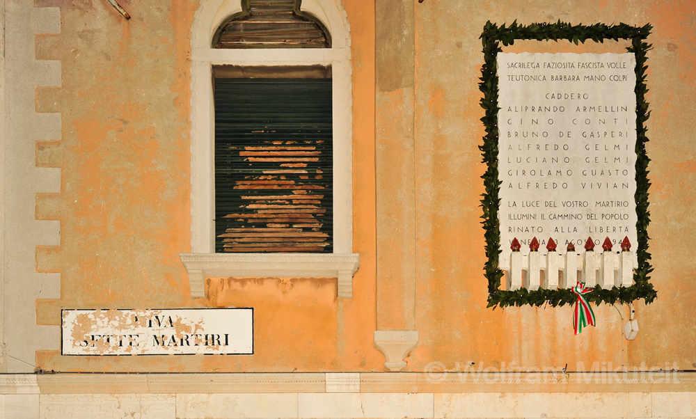 Venedig - Riva Sette Martiri - Foto: © Wolfram Mikuteit
