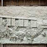Venedig - Relief des Bildhauers Arbit Blatas - Foto: © Wolfram Mikuteit