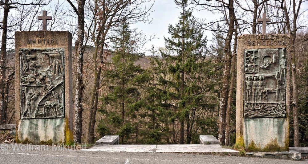 Das Massaker von Benedicta - Foto: © Wolfram Mikuteit