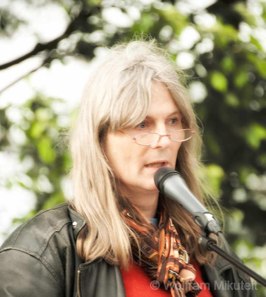 Janka Kluge - Foto: © Wolfram Mikuteit
