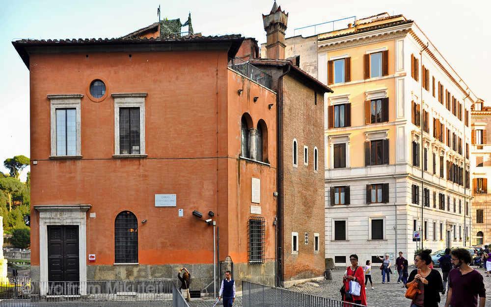 Rom, jüdisches Viertel - Foto: © Wolfram Mikuteit