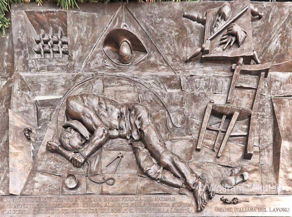 Bronzeskulptur - Foto: © Wolfram Mikuteit