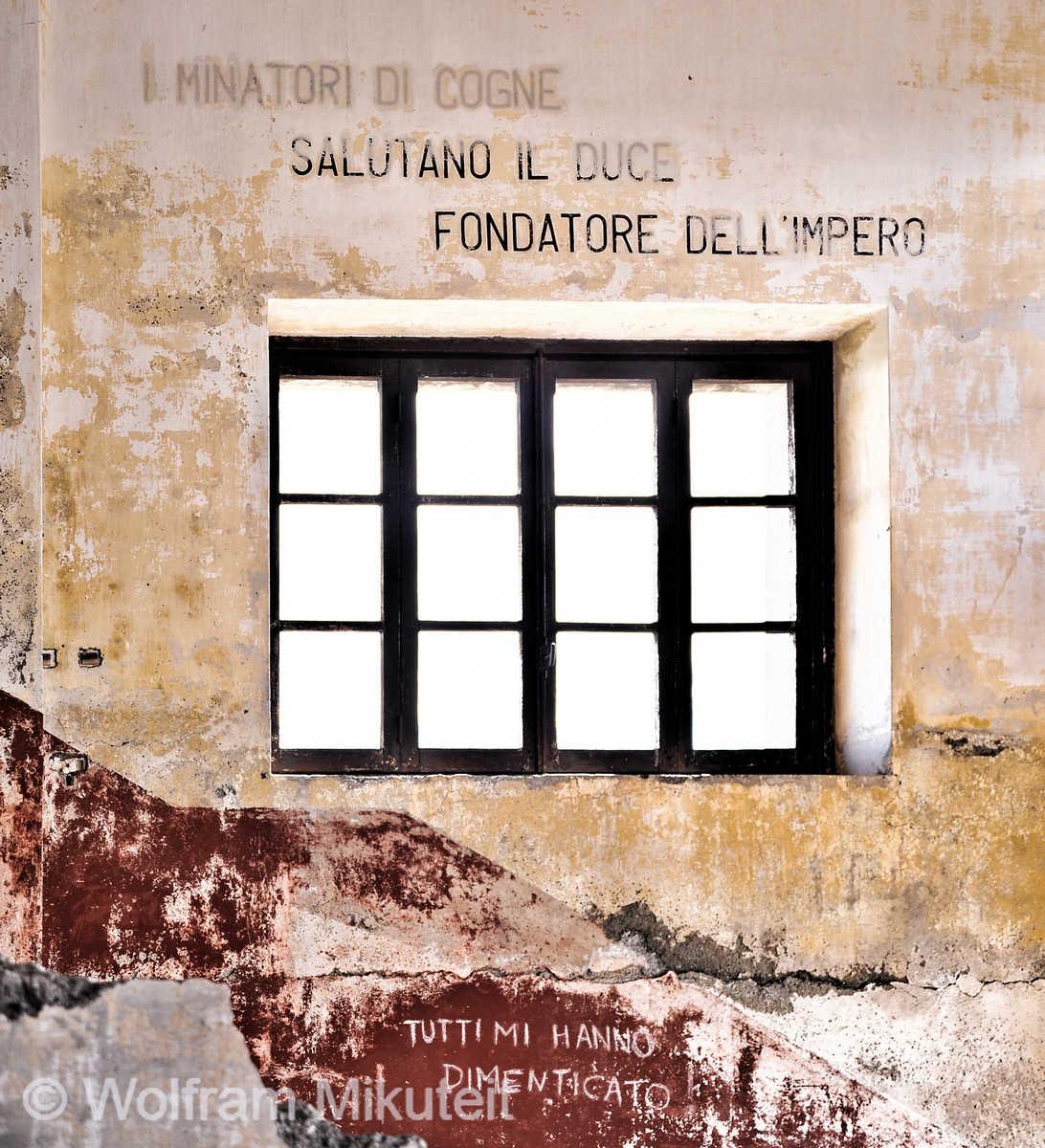 Colonna, Endstation für die von Cogne heraufführende Seilbahn - Foto: © Wolfram Mikuteit