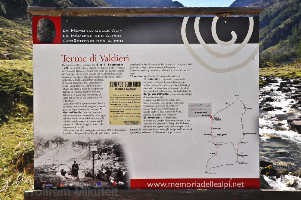 La Memoria delle Alpi - Foto: © Wolfram Mikuteit