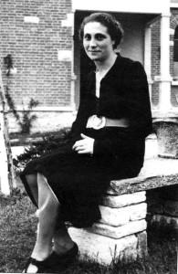 Gisella Floreanini - erste Frau Italiens in Regierungsverantwortung