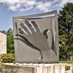 Denkmal für die am Lago Maggiore ermodeten Juden - Foto: © Wolfram Mikuteit