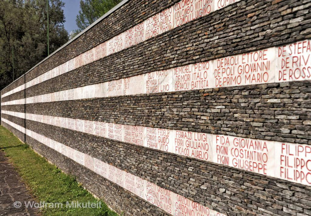 Parco della Memoria e della Pace, Fondotoce - Foto: © Wolfram Mikuteit
