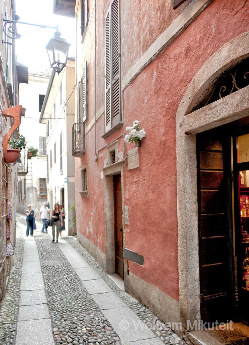 Orta, Via Olina 50 - Foto: © Wolfram Mikuteit