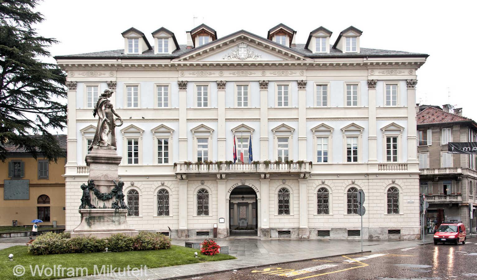 Domodossola, Rathaus