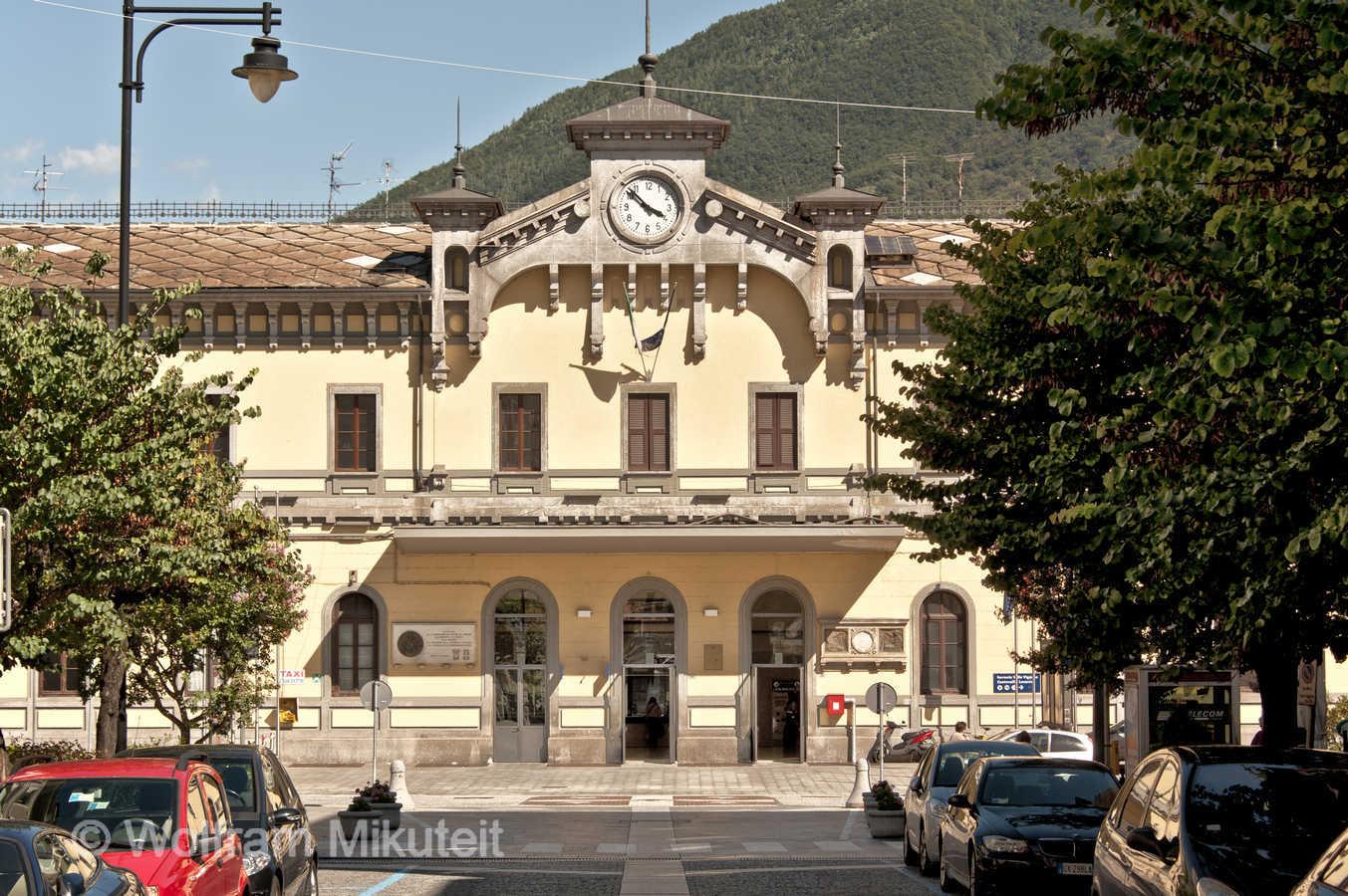 Domodossola, Bahnhof