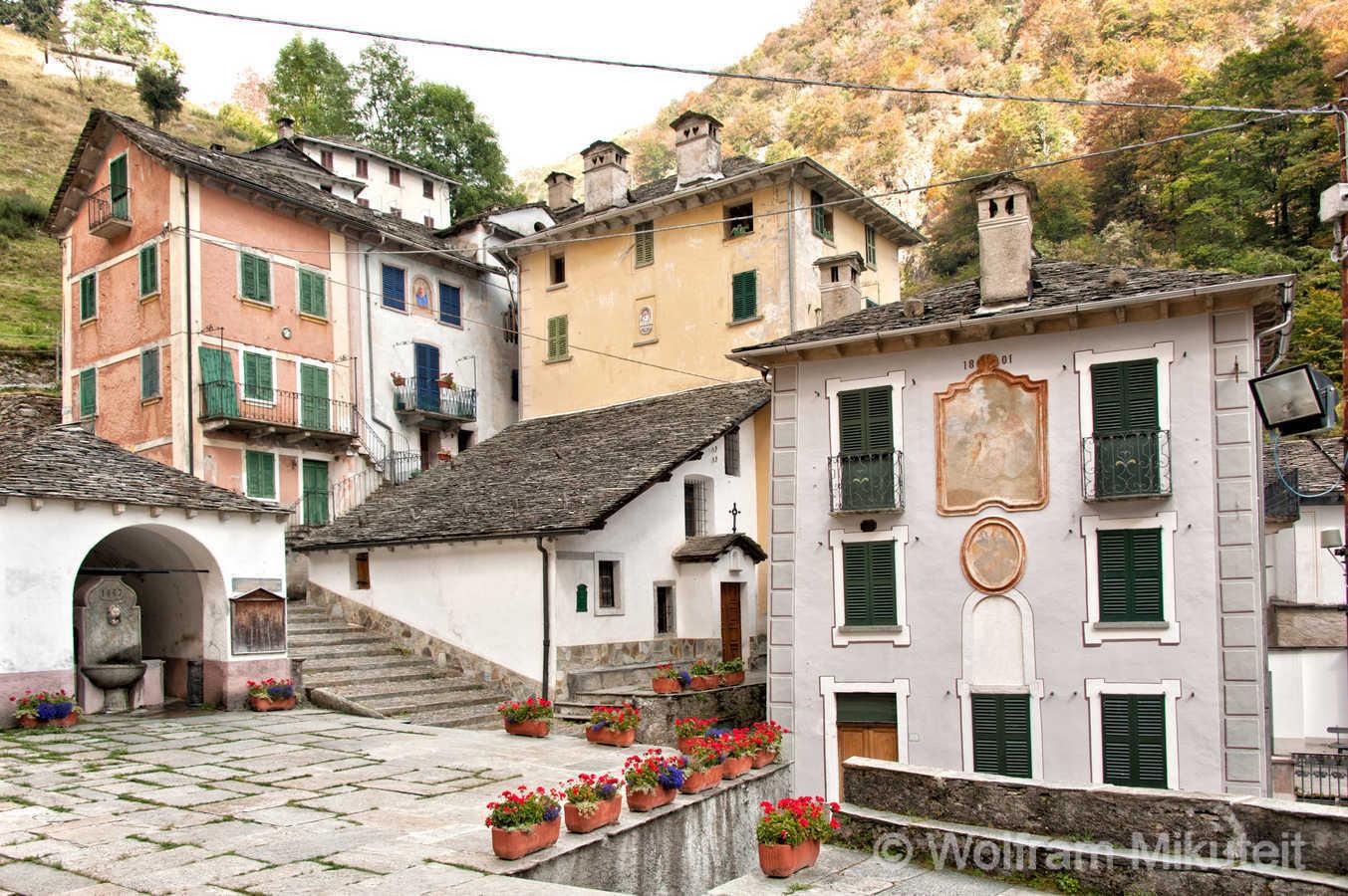 Campello Monti, Stronatal