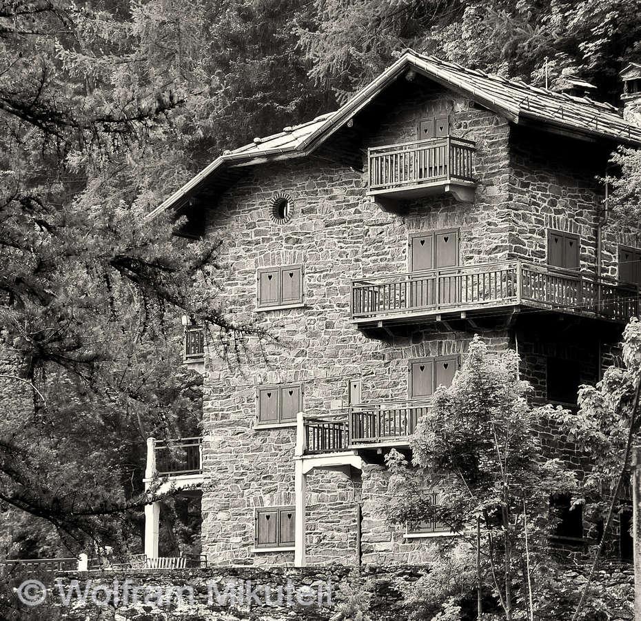 Villa Castagneri - Foto: © Wolfram Mikuteit