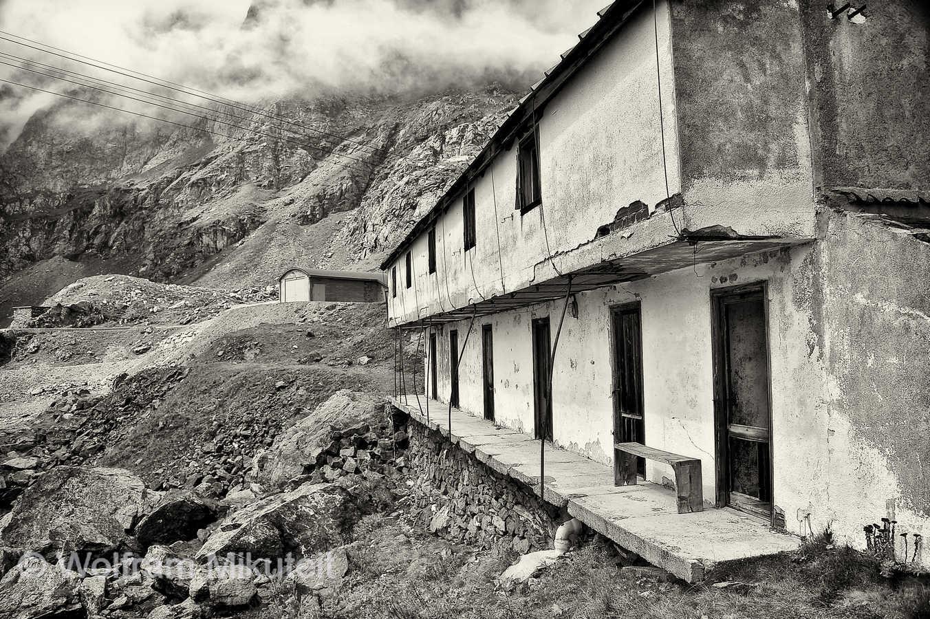 Resistenza-Hospital am Lago Dietro la Torre - Foto: © Wolfram Mikuteit
