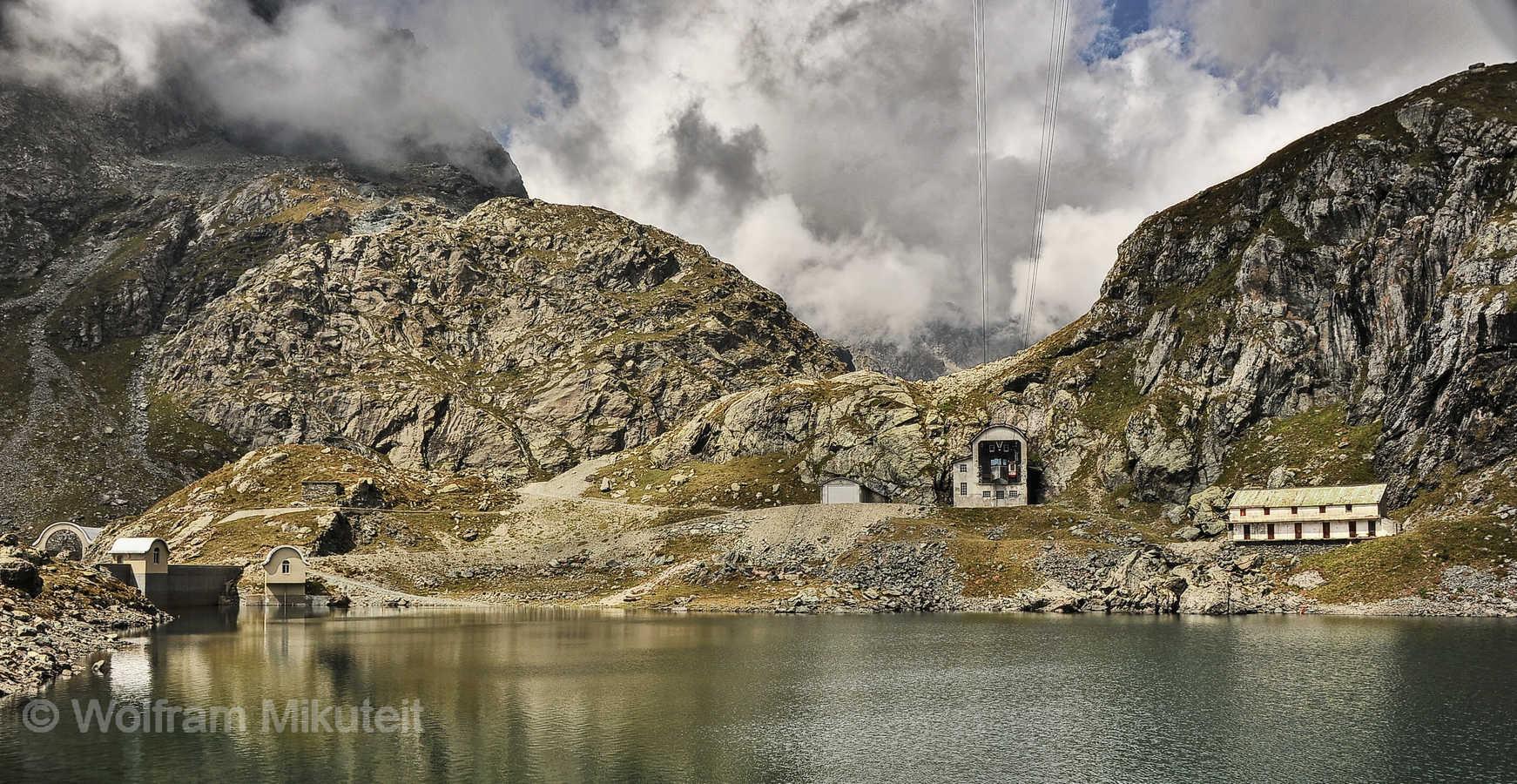 Lago Dietro la Torre - Foto: © Wolfram Mikuteit