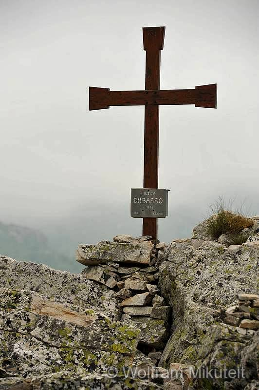 Monte Dubasso, 1538 m - Foto: © Wolfram Mikuteit