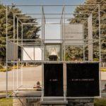 Monument für die Opfer der NS-Vernichtungslager - Foto: © Wolfram Mikuteit