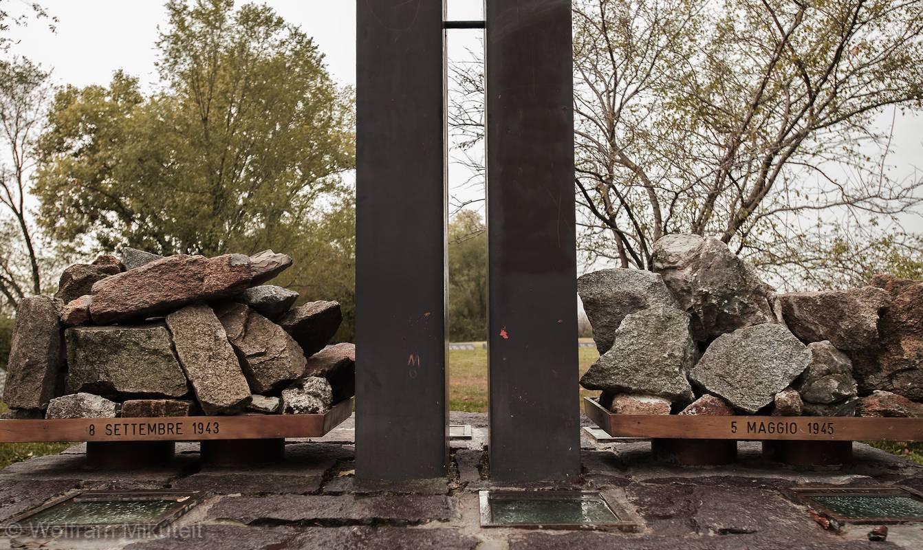 Monumento ai Deportati al Parco Nord Milano - Foto: © Wolfram Mikuteit