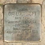 Stolperstein fuer Gianlugigi Banfik - Foto: © Wolfram Mikuteit